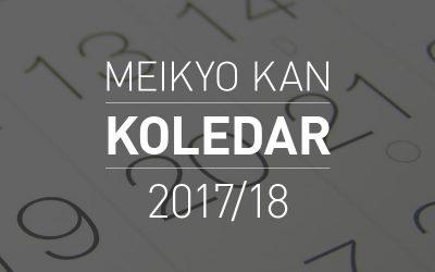 Koledar dogodkov 2017/18