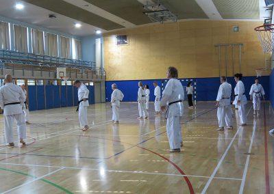 Seminar v Lendavi, maj 2019 – 1. trening