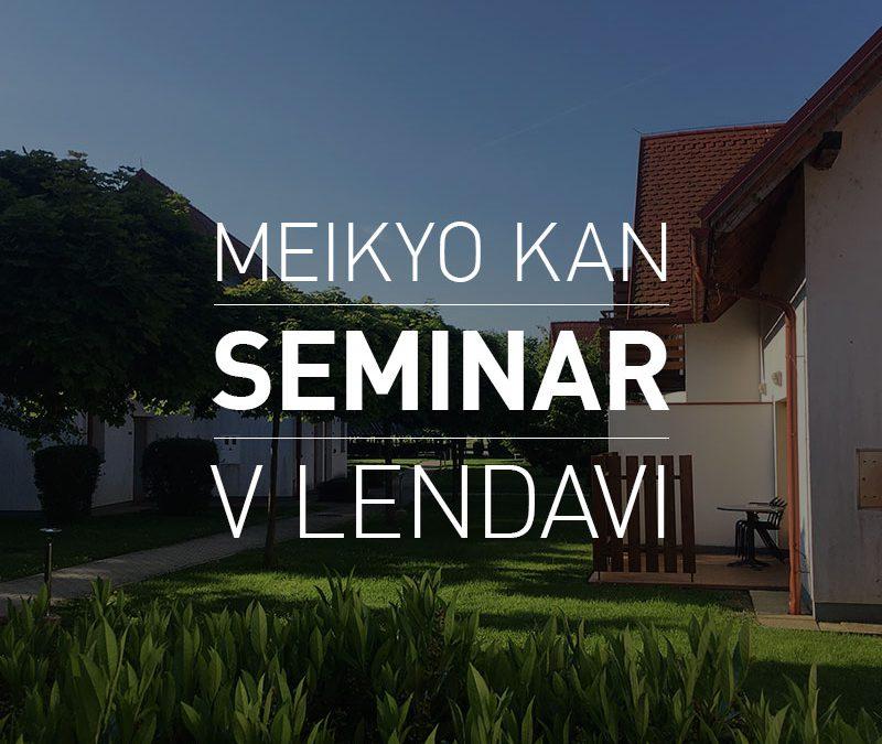 Klubski seminar v Lendavi