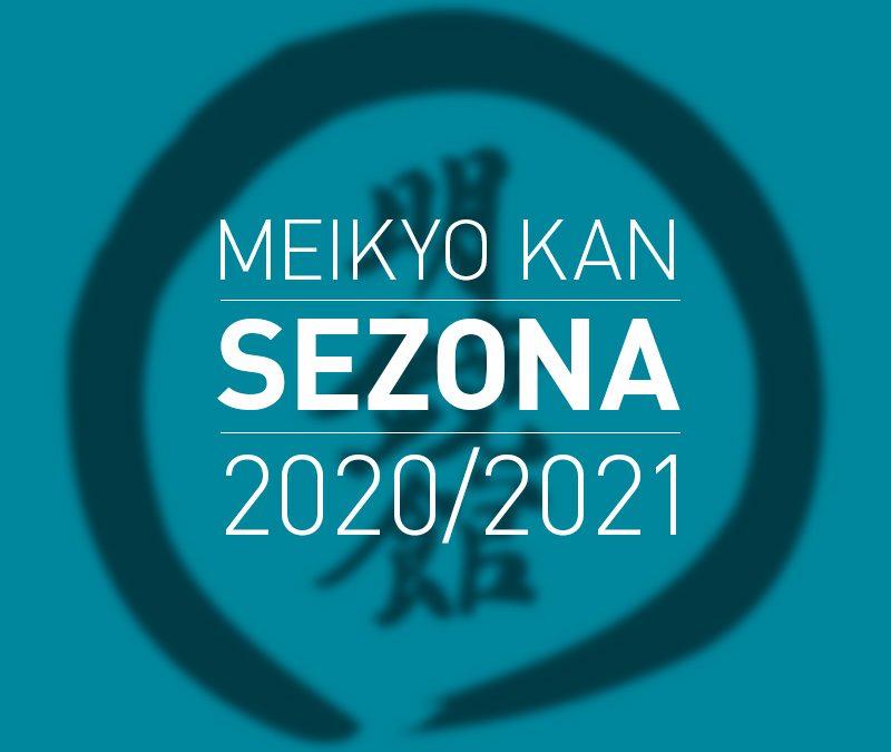 Treningi jesen 2020