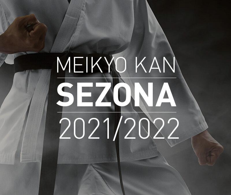 Treningi v sezoni 2021/2022